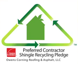 Owens Corning Recycling Pledge