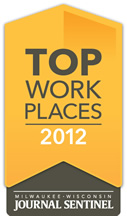 Top Milwaukee Workplace 2012