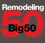 Remodeling Big 50 Award Logo