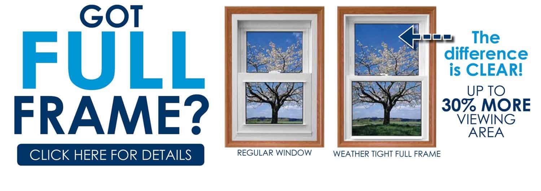 Weather Tight Windows Milwaukee Wi Doors Roofing