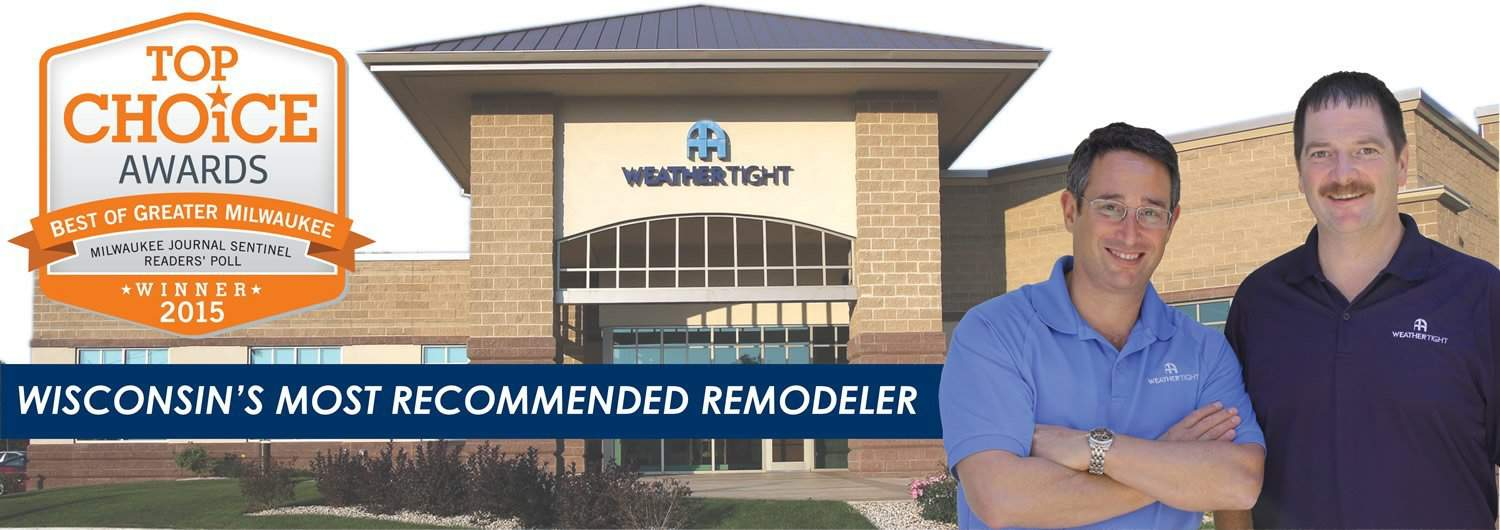 Wisconsin's Most Recommended Remodeler Milwaukee, WI