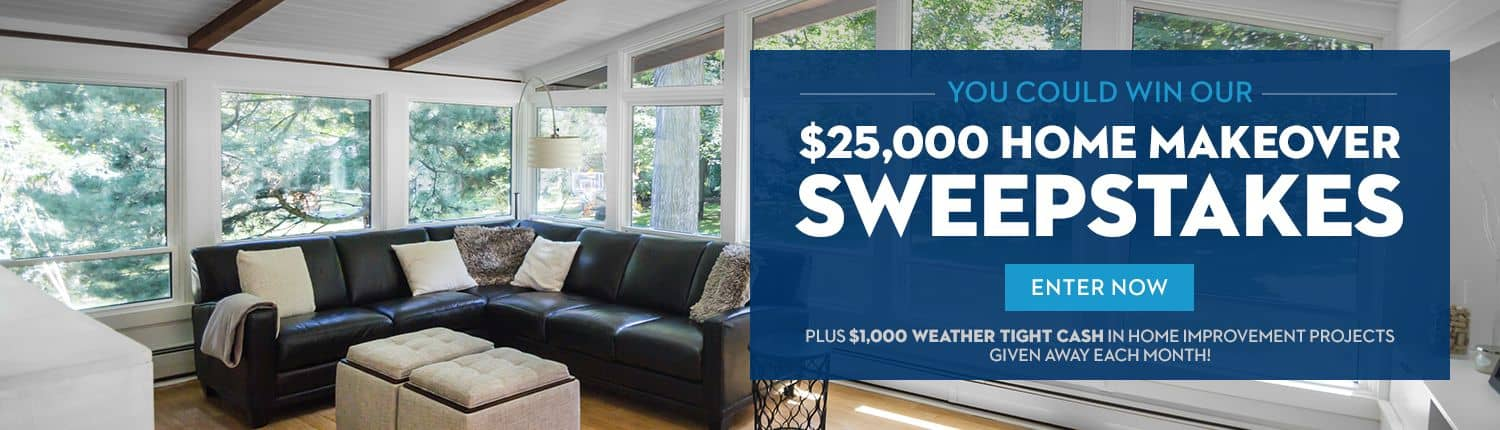 Weather Tight Milwaukee Area Sweepstakes