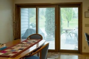 3 Panel Patio Door