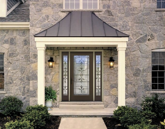 Entry Doors Front Door Installation Milwaukee WI Weather - Therma tru patio door reviews