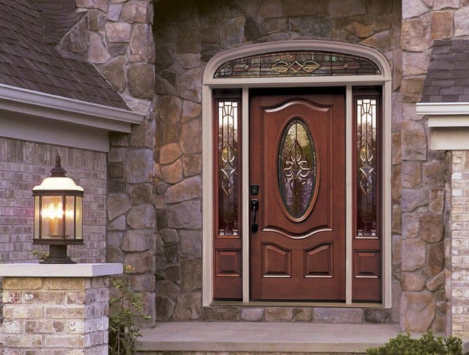 Entry Doors Front Door Installation Milwaukee Wi