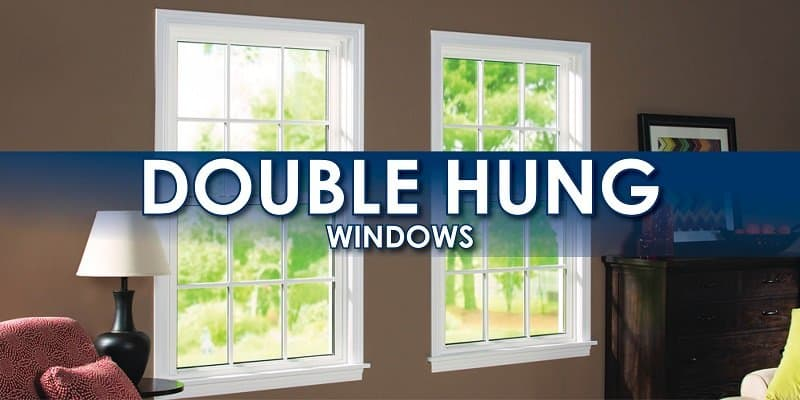 Double Hung Windows Vinyl Window Installation