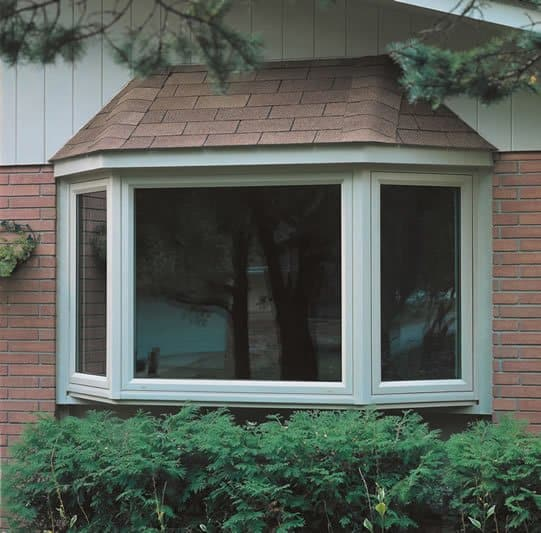Bow windows bay windows milwaukee wi weather tight for Exterior window styles