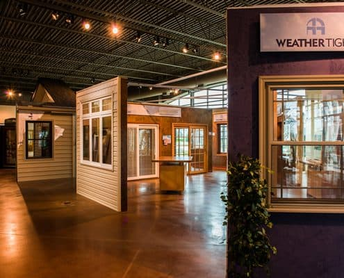 West Allis Wi Showroom Weather Tight Corporation