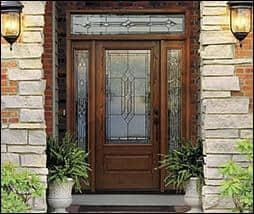 Entry doors front door installation milwaukee wi weather entry doors wood grain planetlyrics Images