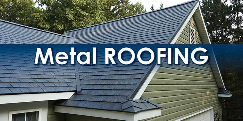 Metal Roofing Contractor Installation Milwaukee Wi