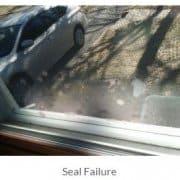 seal failure