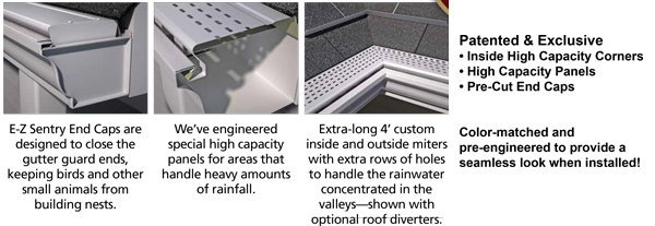 Gutter Protection Accessories