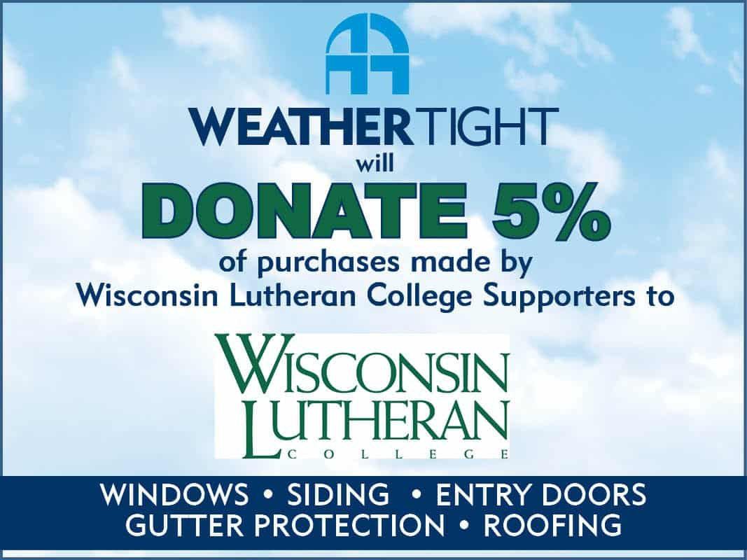 Wisconsin Lutheran 5% Program
