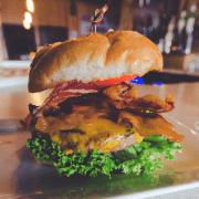 Bacon Cheese Burger!