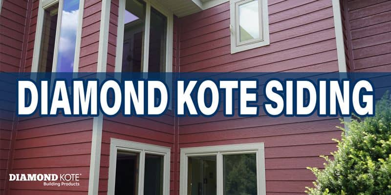 Diamond Kote Engineered Siding