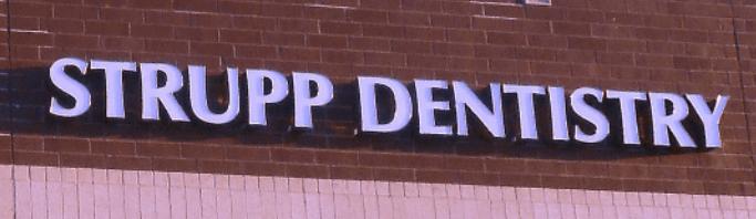 Strupp Dentistry Logo