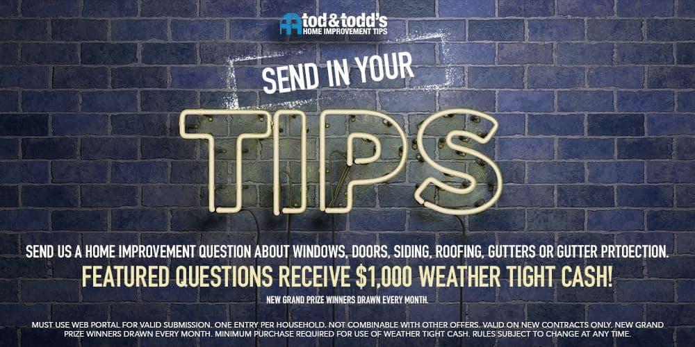 Tod & Todd Tips