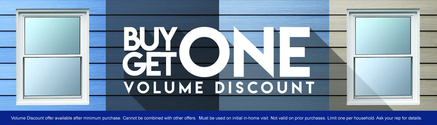 BOGO-Buy One Get One Volume Discount