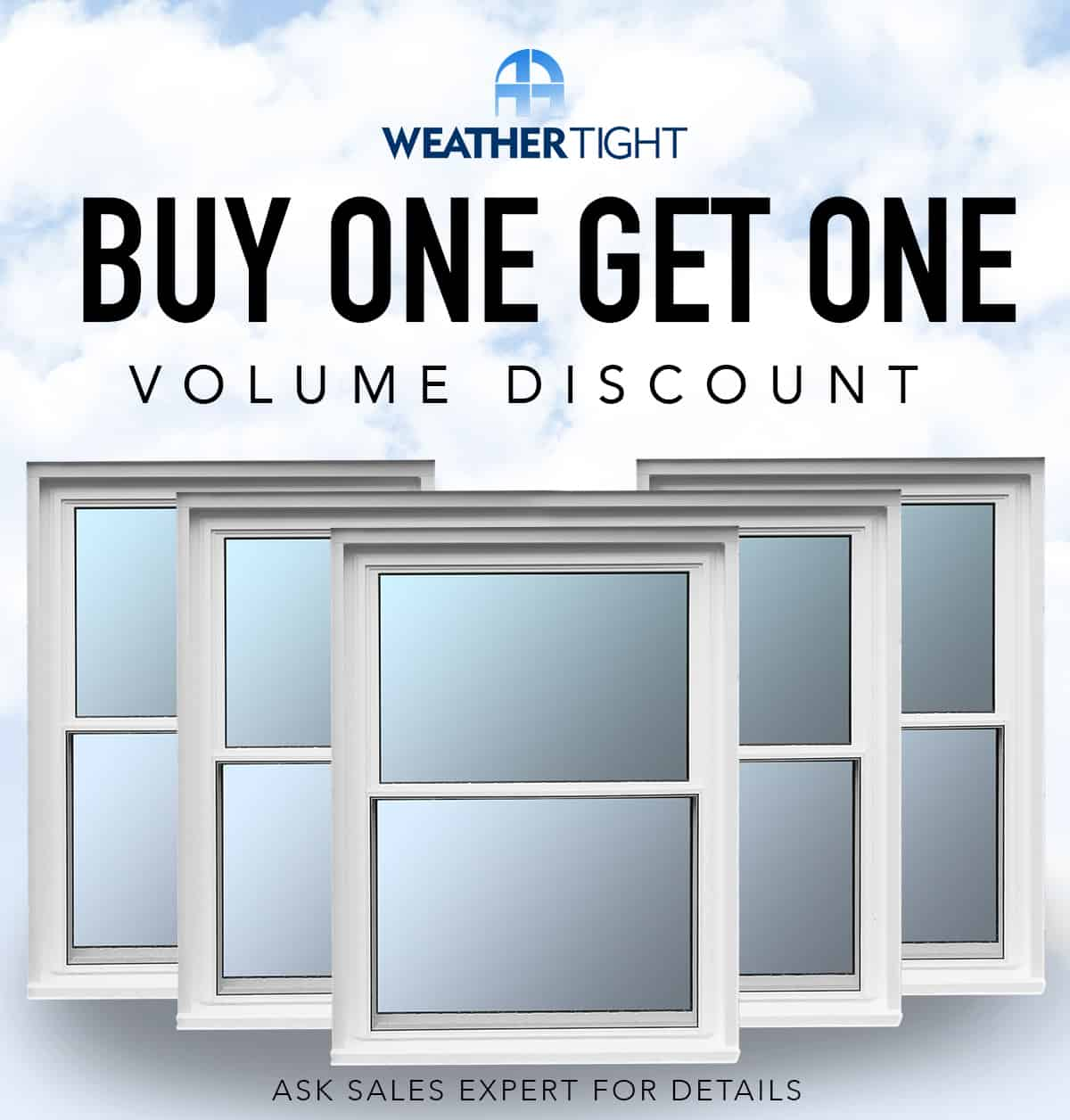 Buy One Get One Free Offer on Windows