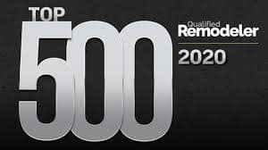 Qualified Remodeler Top 500 Award Winner