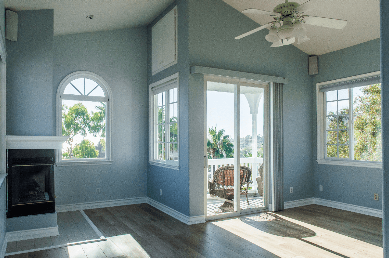Enlarging your windows can provide more natural light in your living room